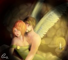 Eros and Psyche by crissy92