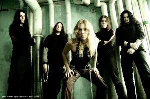 Arch Enemy by Ozzyhelter