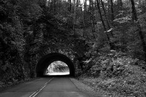 Tennessee Tunnel by Photophore