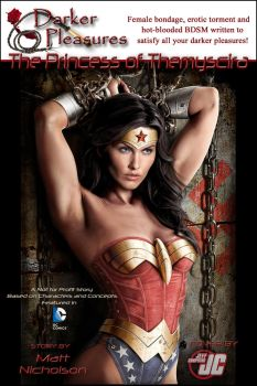 The Princess of Themyscira by DPMaster