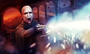 Lord Voldemort by DeviCherry