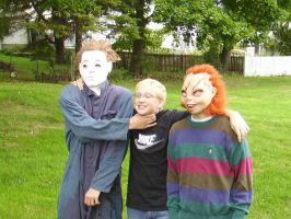 Micheal Myers + Chuckie 0.o _5 by NobodysWanderingSoul