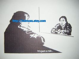 Bill Hicks by Kelmo