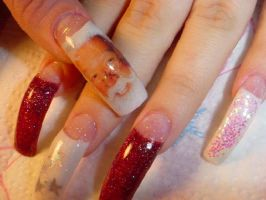 Long Nails by hollysnails