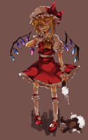 Flandre Scarlet by DaisukiFlandre