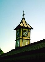 Station Clock Stock By PVS by pixievamp-stock