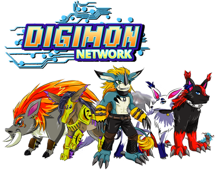 Digimon Network: Rockstar by AwesomebyAccident