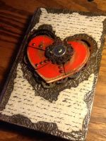 The clockwork heart journal 3 by ArtbugCarl