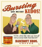 Scott Brooks- Bancroft Bros Coffee by tombancroft