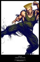 Guile by FADCtoULTRA