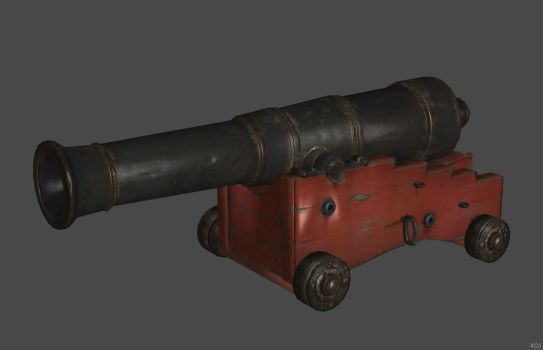 'Fallout 4' Cannon XPS ONLY!!! by lezisell