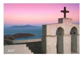 Cyclades IV by Sphongled