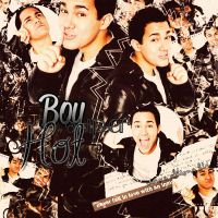 Boy Super Hot by CaroEditionsBTR