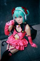Hatsune Miku: Trick or Treat by farizasuka