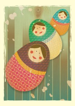 matryoshka by norama