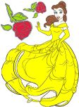 Princess Belle by Midway2009