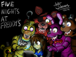 Five Nights at Freddy's - I'm so Fucked. by KohakuKun19