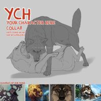 Fight: YCH collab auction: CLOSED by KFCemployee
