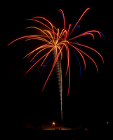 Canfield Fireworks 2011 by AreteEirene