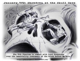 LIID 116: Showdown at the Skull Cave! by johntrumbull