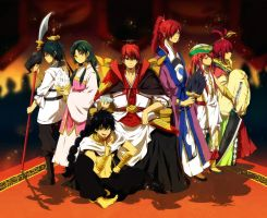 Magi - Kou Empire by nuriko-kun