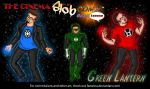 The Cinema Slob: Green Lantern Title Card by FaeAnna