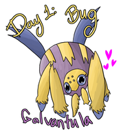 December Challenge- Bug by yellowy-yellow