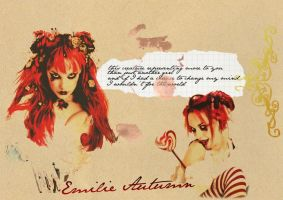 Emilie Autumn by CatBeluxe
