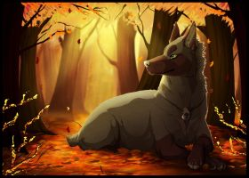 Autumn Leaves by Studios-Of-White