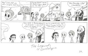 The Legends of Goofatopia 34 by SuperheroGeek13