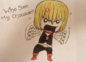 Chibi Mello by OhYehChocolate