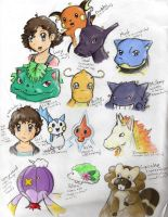 PokeSPAMMMM by HJSoulma