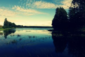 Lake of the forgotten... by Peterdoesphotography