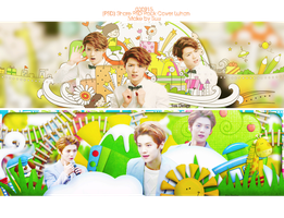 [030915][PSD] Share Pack PSD Cover Luhan by Suu2k4