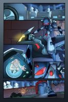 Shadowguard:preview:pg 1 by skribblboy