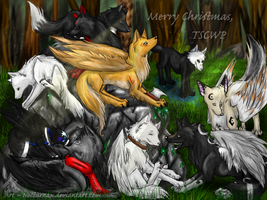 + TSCWP Christmas 2007 + by Nocturnax
