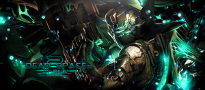 Dead Space 2 by AeroxxDSG