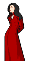 DPP Revised: CO Scarlet by MalusCalibur