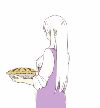 [ GIF ] Would you like some pie? by Nanamichiii
