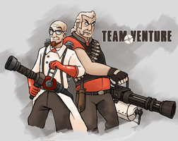 Team Venture! by Chicken--Scratch