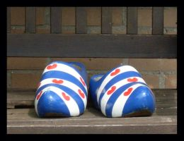 Wooden Shoes by Marlou-Chan