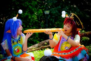 Eternal Sonata Cosplay Picnic by UpperClassK9
