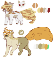 adoptables :) [open] by teliom