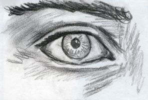 Human Eye by McFly-Lover-Forever