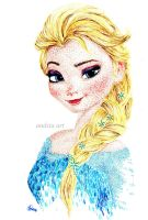 Elsa - Frozen by Anna655