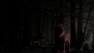 The Beasts of the Dark Wood by Arbitran
