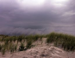 Approaching Storm Stock by FairieGoodMother