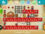Attempt to make remake Donkey Kong with badges by crynal