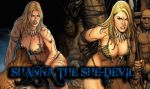 Shanna the She-Devil by BloodRayne3125