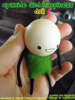 Cyanide and Happiness Doll by DekuPyro